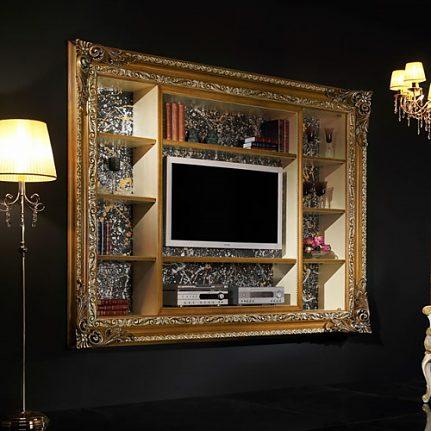 TV-Wand BK4027AB
