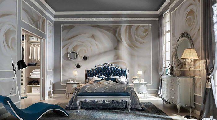 Schlafzimmer Set Rose 4 | Schlafzimmer Sets | Italienische ...
