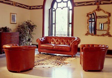 Sofagarnitur OG Chesterina - Majestic