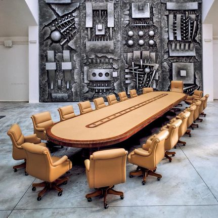 Konferenztisch MCH G7 ovál